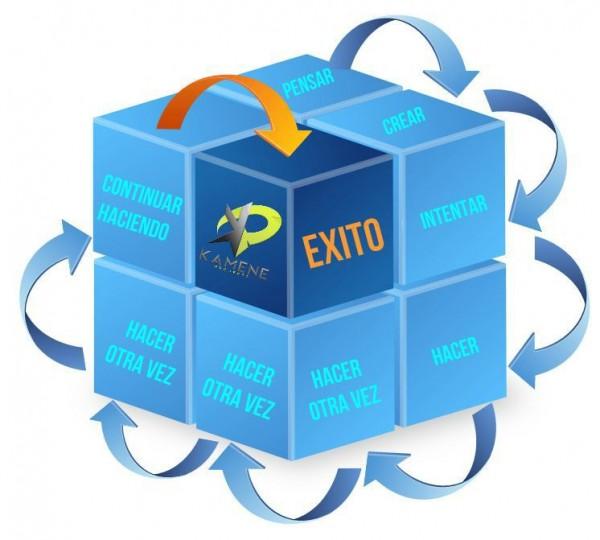 Kamene - Cubo del exito exito 1