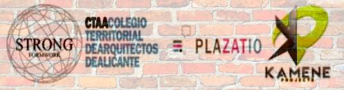 Firma convenio colaboración Strong Forms con Plazatio