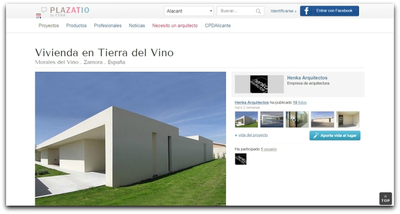 Strong Forms se asocia con Plazatio, red social de arquitectura