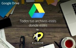 google drive apps gestion documental en la nube marketing digital kamene projects