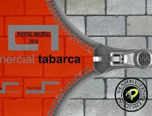 MARKETING DIGITAL CON COMERCIAL TABARCA