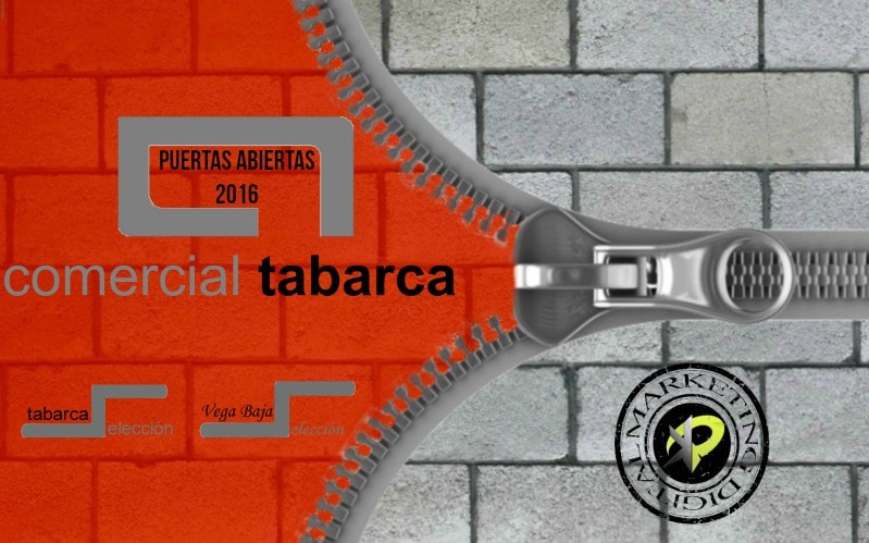 comercial tabarca jornada puertas abiertas marketing digital kamene projects