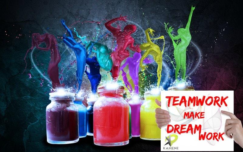 trabajo en equipo kamene projects agencia marketing digital alicante