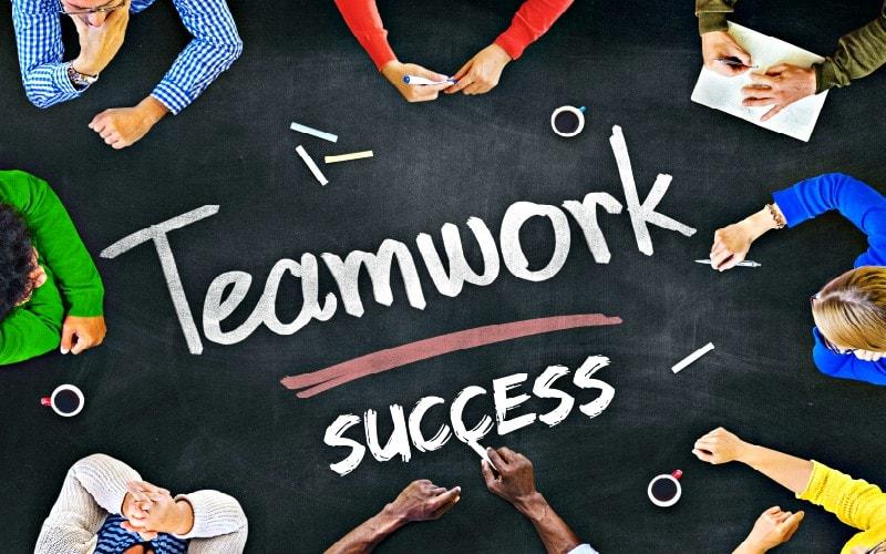 trabajo en equipo teamwork kamene projects agencia marketing digital alicante