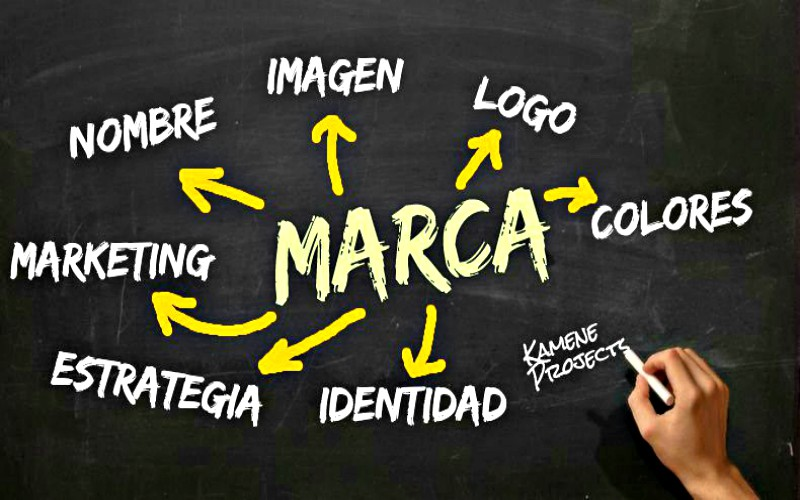 branding kamene projects agencia marketing digital alicante