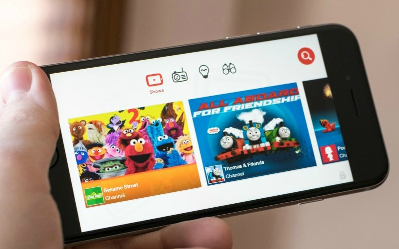 youtube kids smartphone movil kamene projects agencia marketing digital alicante