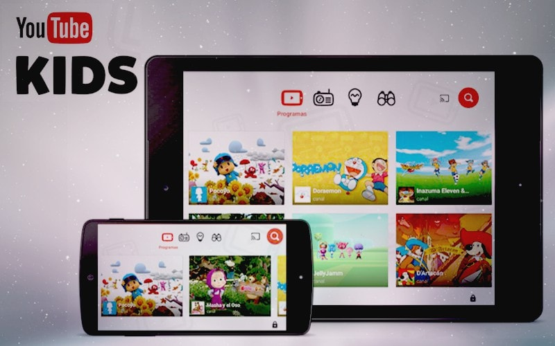 youtube kids videos infantiles kamene projects agencia marketing digital alicante