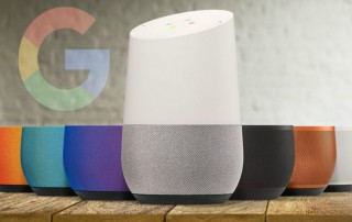 google home altavoz inteligente assistant agencia marketing digital alicante kamene projects