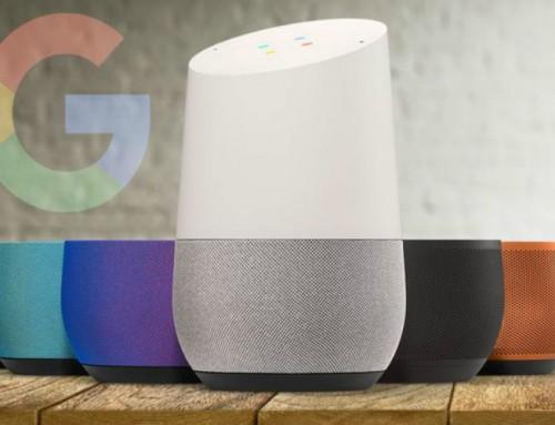 GOOGLE HOME – El nuevo asistente inteligente de Google