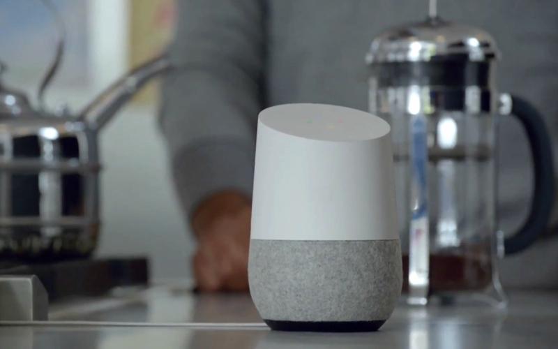 google home altavoz inteligente assistant para casa agencia marketing digital alicante kamene projects