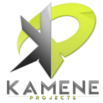 Kamene Projects, S.L. Retina Logo