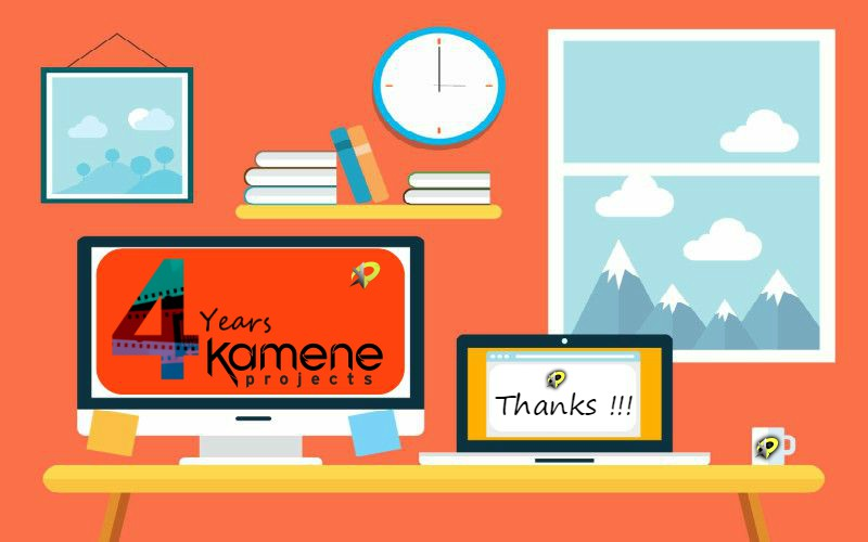 aniversario 4 agencia marketing digital alicante kamene projects