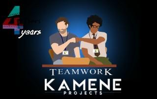 aniversario 4 equipo agencia marketing digital alicante kamene projects