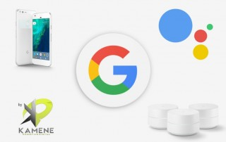 google assistant wifi router smartphone pixel inteligente agencia marketing digital alicante kamene projects