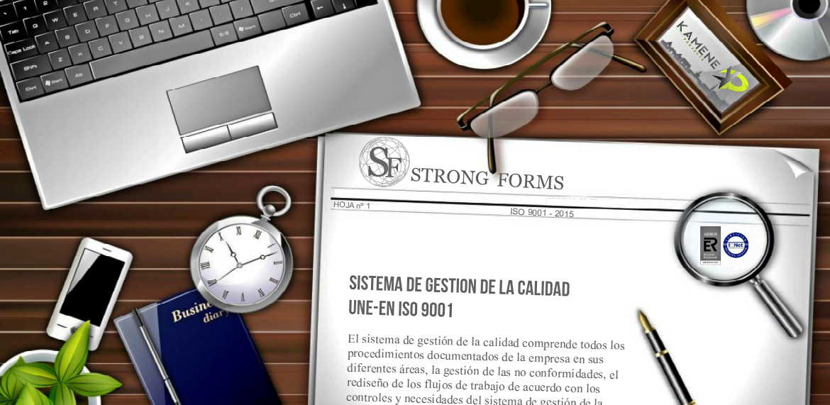 iso gestion calidad strong forms agencia marketing digital alicante consultoria empresarial kamene projects