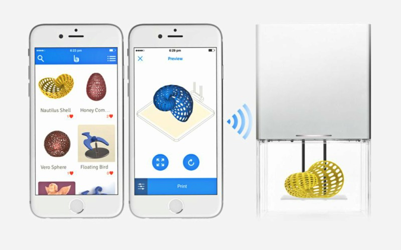 crédito pirate3D 10 startup en impresion 3d marketing digital alicante kamene projects