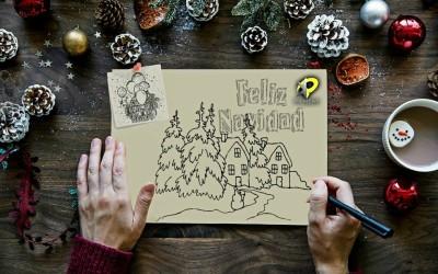 feliz navidad-2017 kamene projects marketing digital consultoría empresarial alicante navidades