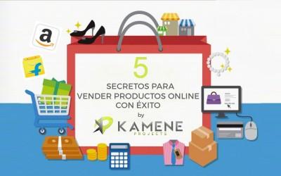 secretos vender productos online con éxito kamene projects marketing digital consultoría empresarial alicante bolsa