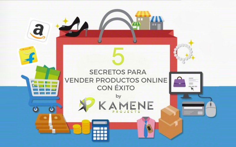 secretos vender productos online con éxito kamene projects marketing digital consultoría empresarial alicante bolsa