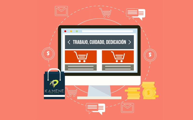 secretos vender productos online con éxito kamene projects marketing digital consultoría empresarial alicante monitor