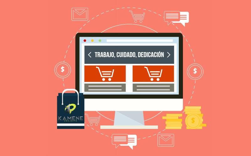 secretos vender productos online con éxito kamene projects marketing digital consultoría empresarial alicante monitor