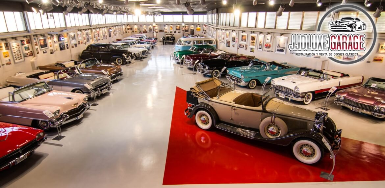 jjdluxe garage seo posicionamiento buscadores diseno web proyecto portfolio venta y restauracion de coches clasicos agencia marketing digital online alicante kamene projects