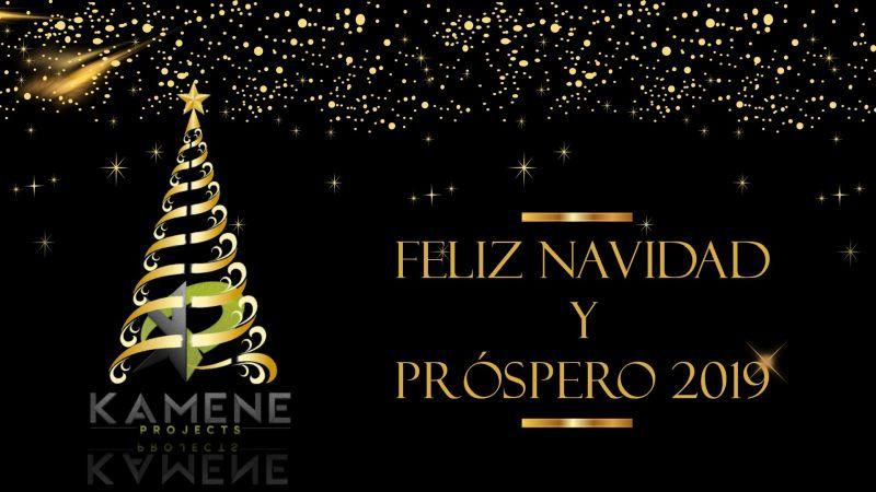 feliz navidad marketing agencia marketing digital alicante kamene projects 2018