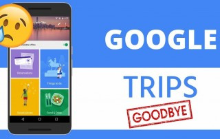 google trips cierra app planificacion viajes marketing digital alicante