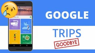 google trips cierra app planificacion viajes marketing digital alicante