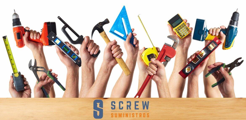 screw suministros erp crm consultoria empresarial proyecto portfolio kamene projects alicante