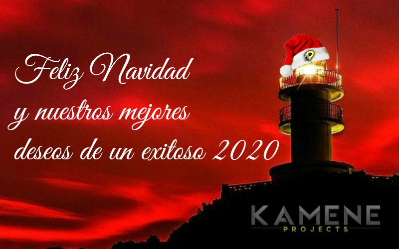 feliz navidad agencia marketing digital alicante kamene projects 2019