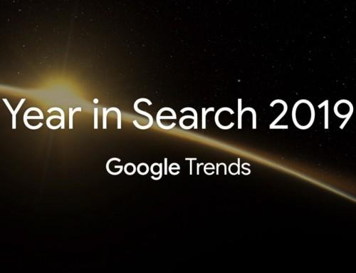 Google Year in Search 2019 · El año en búsquedas 2019