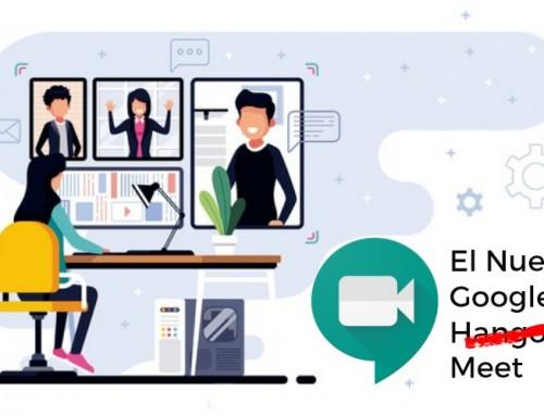 Google Meet · La nueva aplicación de videoconferencia de Google